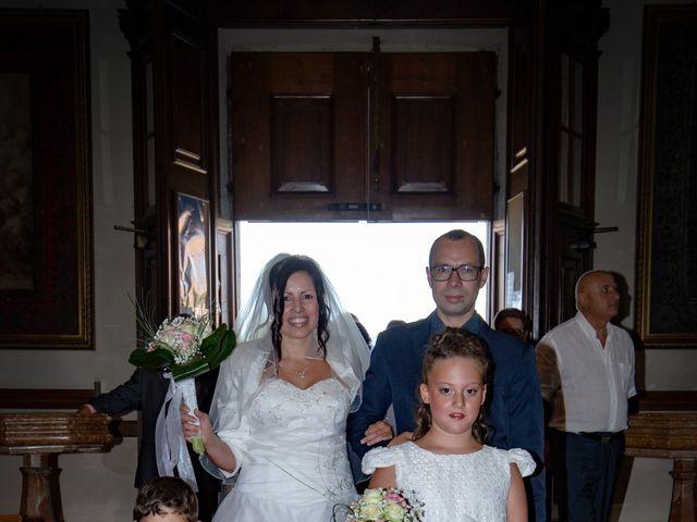 Il matrimonio di Domenico e Francesca a Briosco, Monza e Brianza 24