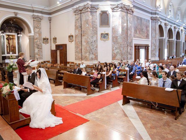 Il matrimonio di Domenico e Francesca a Briosco, Monza e Brianza 25