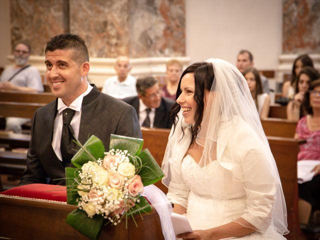 Il matrimonio di Domenico e Francesca a Briosco, Monza e Brianza 26
