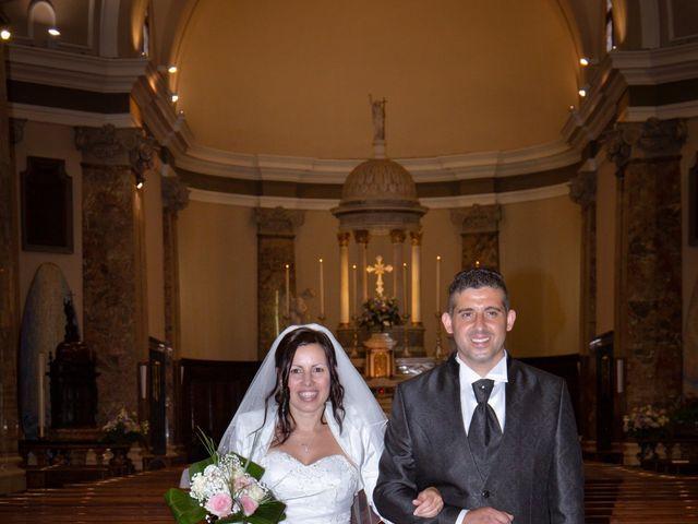 Il matrimonio di Domenico e Francesca a Briosco, Monza e Brianza 32