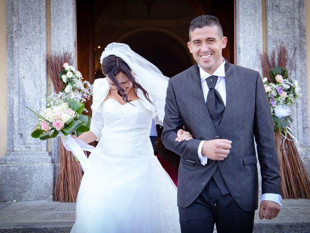 Il matrimonio di Domenico e Francesca a Briosco, Monza e Brianza 33