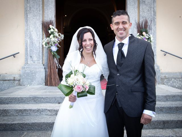 Il matrimonio di Domenico e Francesca a Briosco, Monza e Brianza 34