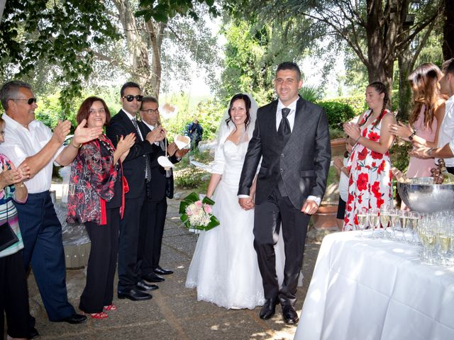 Il matrimonio di Domenico e Francesca a Briosco, Monza e Brianza 35