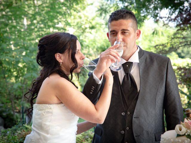 Il matrimonio di Domenico e Francesca a Briosco, Monza e Brianza 36