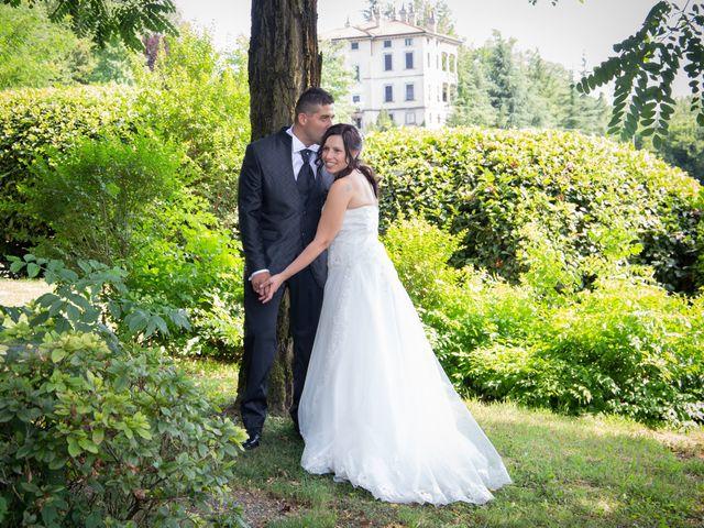 Il matrimonio di Domenico e Francesca a Briosco, Monza e Brianza 37