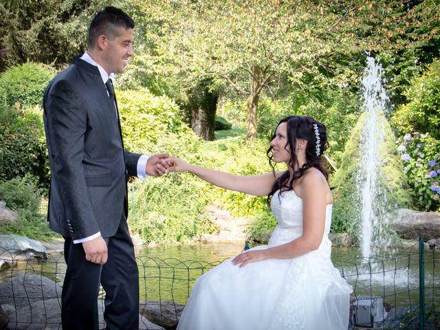 Il matrimonio di Domenico e Francesca a Briosco, Monza e Brianza 38
