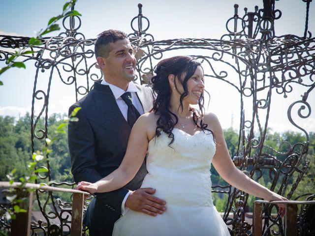 Il matrimonio di Domenico e Francesca a Briosco, Monza e Brianza 39