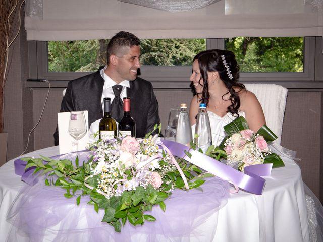 Il matrimonio di Domenico e Francesca a Briosco, Monza e Brianza 43