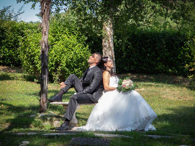 Il matrimonio di Domenico e Francesca a Briosco, Monza e Brianza 44