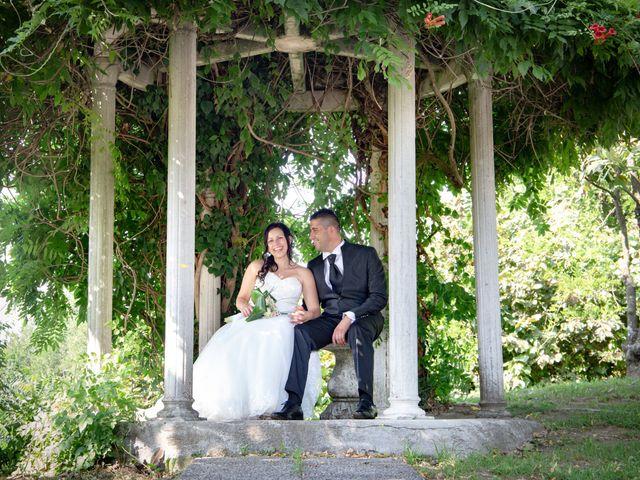 Il matrimonio di Domenico e Francesca a Briosco, Monza e Brianza 46