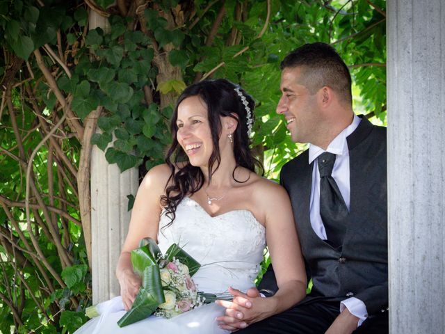 Il matrimonio di Domenico e Francesca a Briosco, Monza e Brianza 2