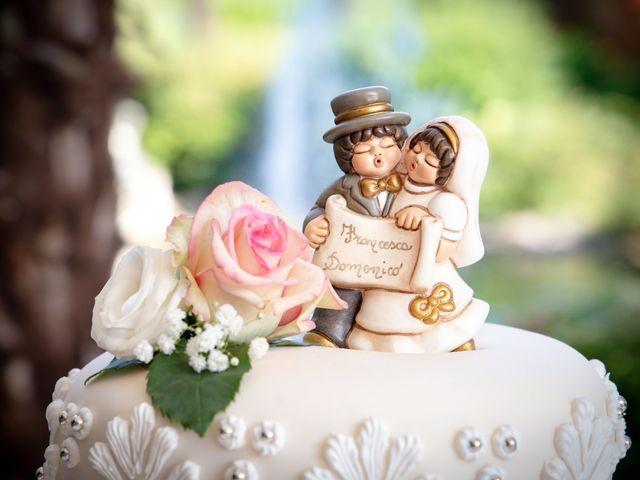 Il matrimonio di Domenico e Francesca a Briosco, Monza e Brianza 47
