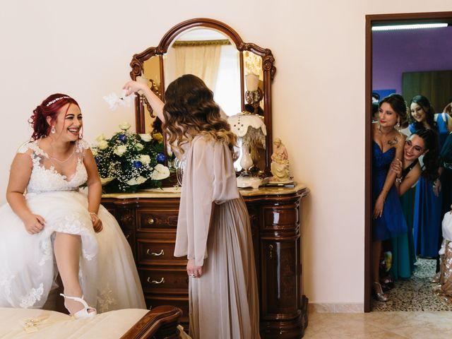 Il matrimonio di Fabrizio e Ilenia a Agrigento, Agrigento 13