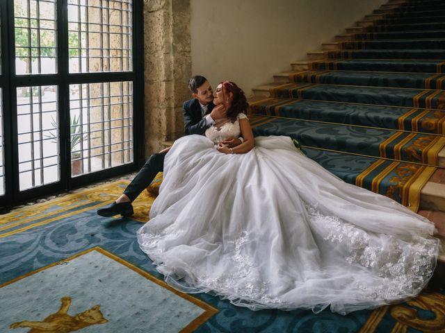 Il matrimonio di Fabrizio e Ilenia a Agrigento, Agrigento 22