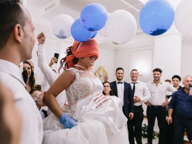 Il matrimonio di Fabrizio e Ilenia a Agrigento, Agrigento 38