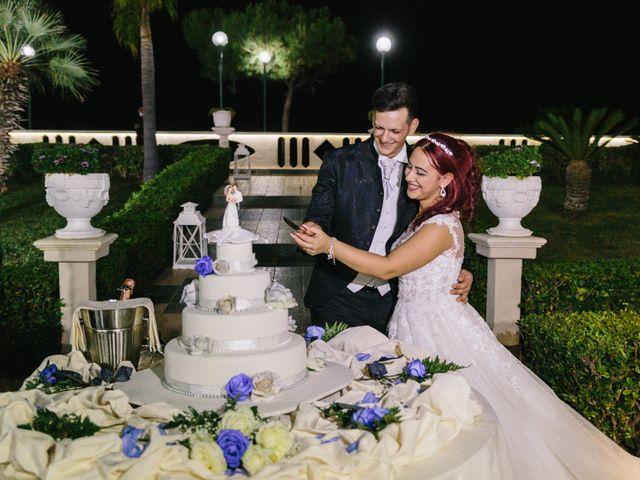 Il matrimonio di Fabrizio e Ilenia a Agrigento, Agrigento 41