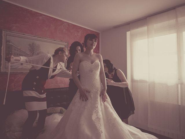 Il matrimonio di Michele e Eva a Calvenzano, Bergamo 17
