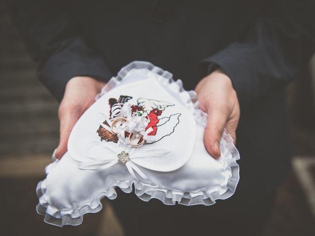 Il matrimonio di Michele e Eva a Calvenzano, Bergamo 26