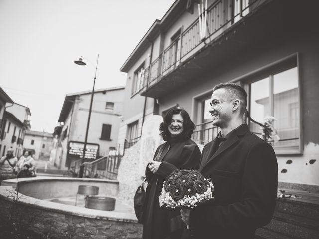 Il matrimonio di Michele e Eva a Calvenzano, Bergamo 27