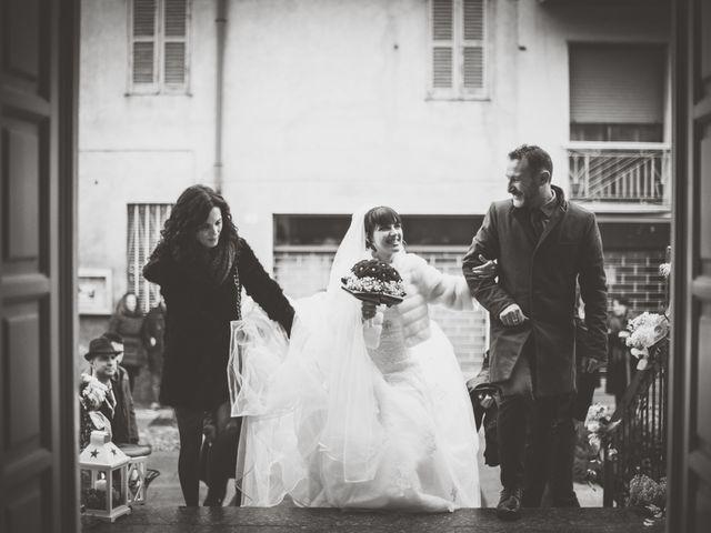 Il matrimonio di Michele e Eva a Calvenzano, Bergamo 29