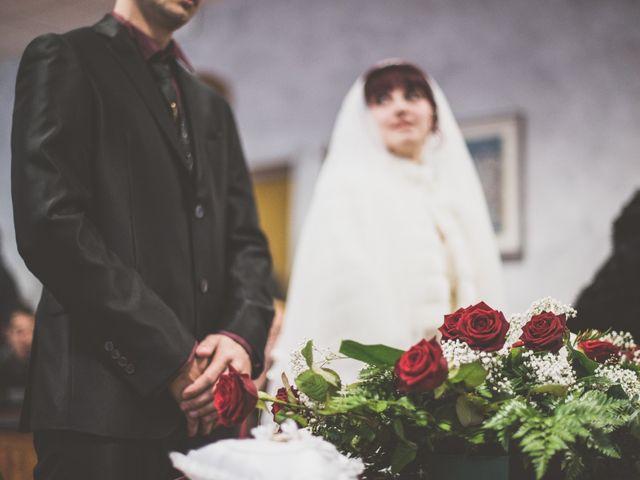 Il matrimonio di Michele e Eva a Calvenzano, Bergamo 30
