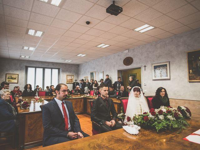 Il matrimonio di Michele e Eva a Calvenzano, Bergamo 31