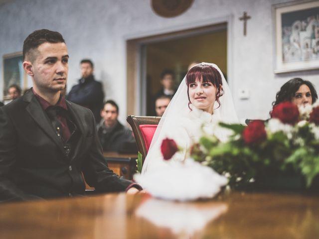 Il matrimonio di Michele e Eva a Calvenzano, Bergamo 33