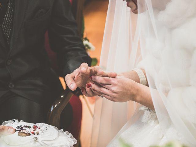 Il matrimonio di Michele e Eva a Calvenzano, Bergamo 35