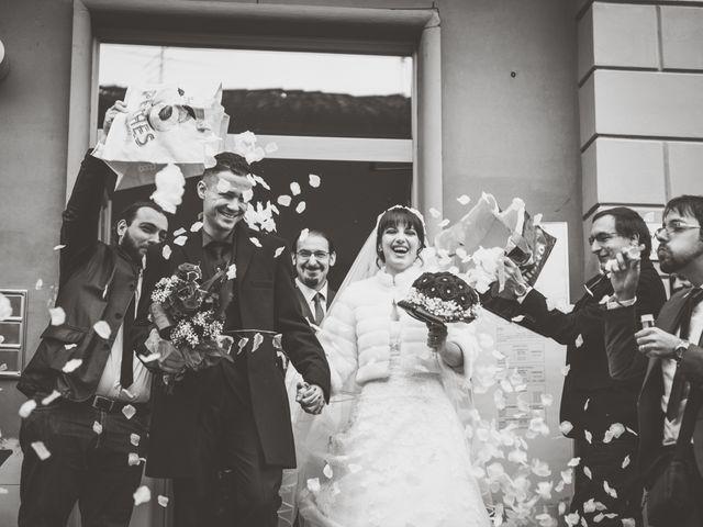 Il matrimonio di Michele e Eva a Calvenzano, Bergamo 40