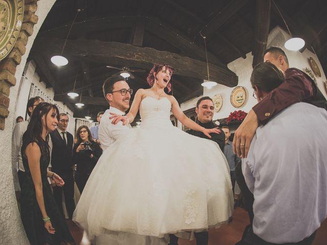 Il matrimonio di Michele e Eva a Calvenzano, Bergamo 71
