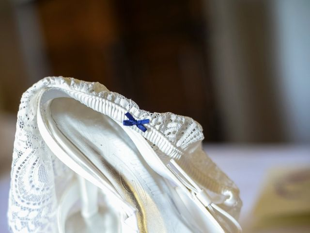 Il matrimonio di Alessio e Beatrice a Montespertoli, Firenze 4