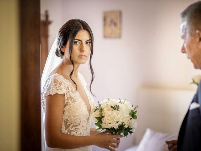Il matrimonio di Alessio e Beatrice a Montespertoli, Firenze 12