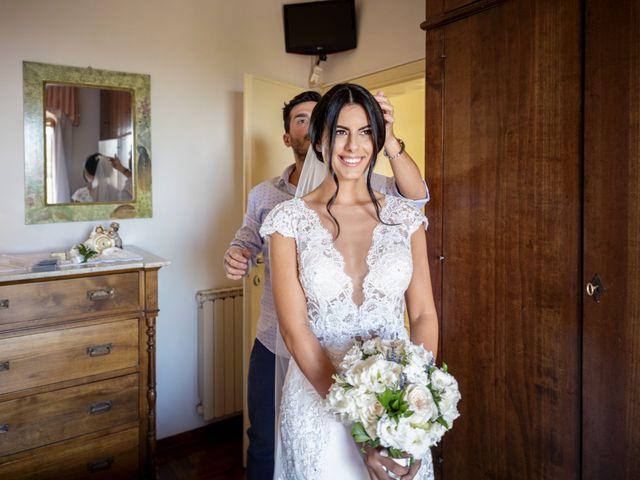 Il matrimonio di Alessio e Beatrice a Montespertoli, Firenze 16