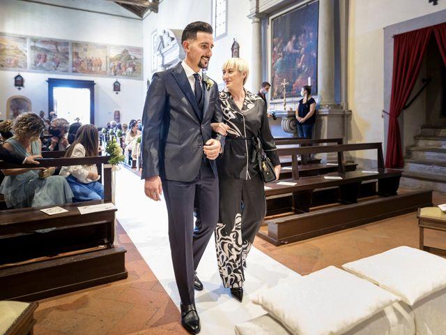 Il matrimonio di Alessio e Beatrice a Montespertoli, Firenze 25