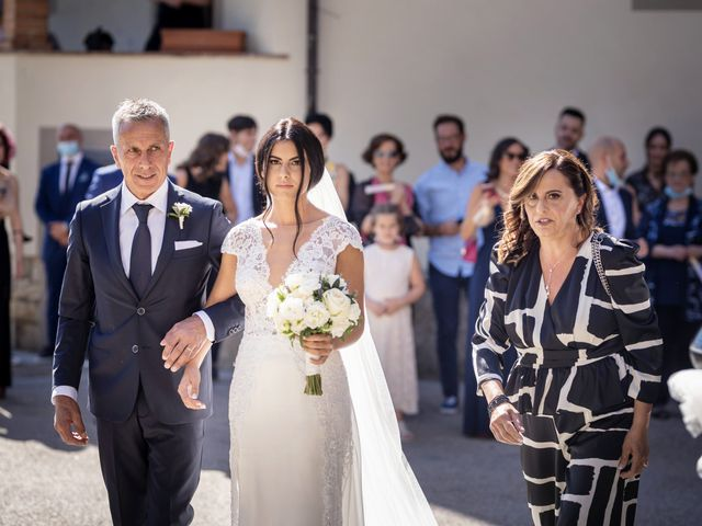 Il matrimonio di Alessio e Beatrice a Montespertoli, Firenze 26