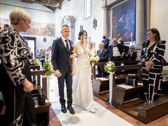 Il matrimonio di Alessio e Beatrice a Montespertoli, Firenze 27