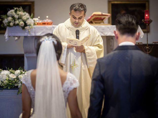 Il matrimonio di Alessio e Beatrice a Montespertoli, Firenze 30