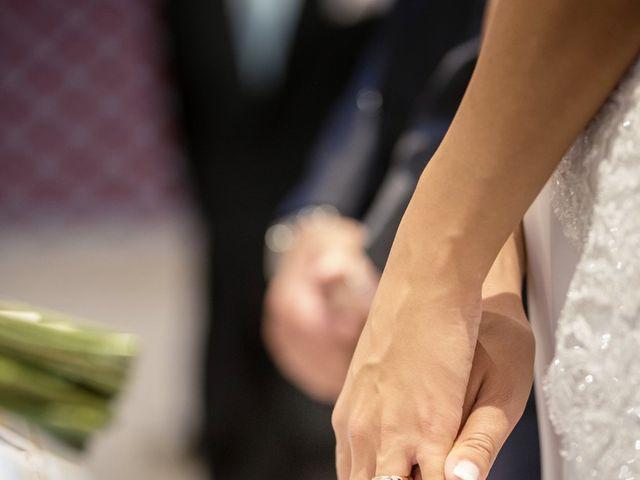 Il matrimonio di Alessio e Beatrice a Montespertoli, Firenze 32