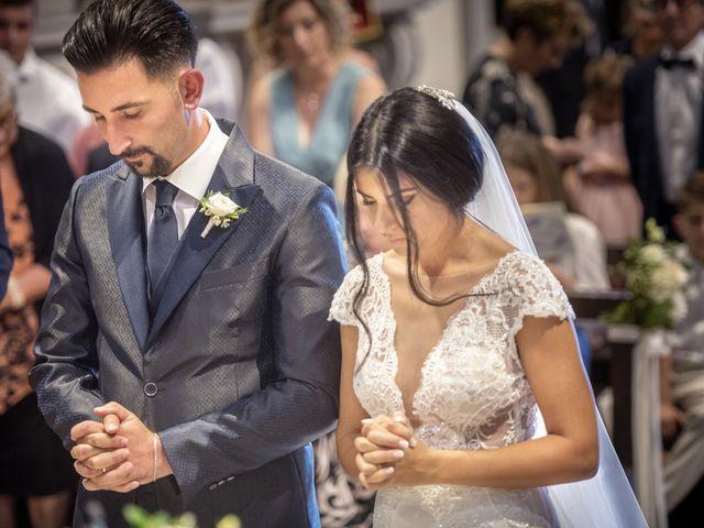 Il matrimonio di Alessio e Beatrice a Montespertoli, Firenze 33