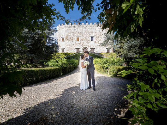 Il matrimonio di Alessio e Beatrice a Montespertoli, Firenze 37