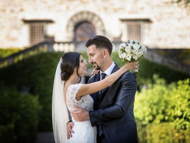 Il matrimonio di Alessio e Beatrice a Montespertoli, Firenze 38