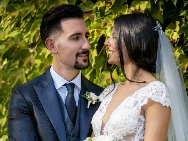 Il matrimonio di Alessio e Beatrice a Montespertoli, Firenze 39