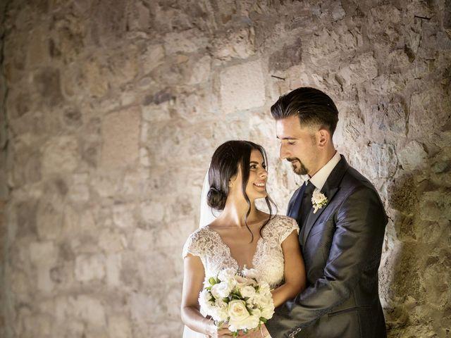 Il matrimonio di Alessio e Beatrice a Montespertoli, Firenze 43