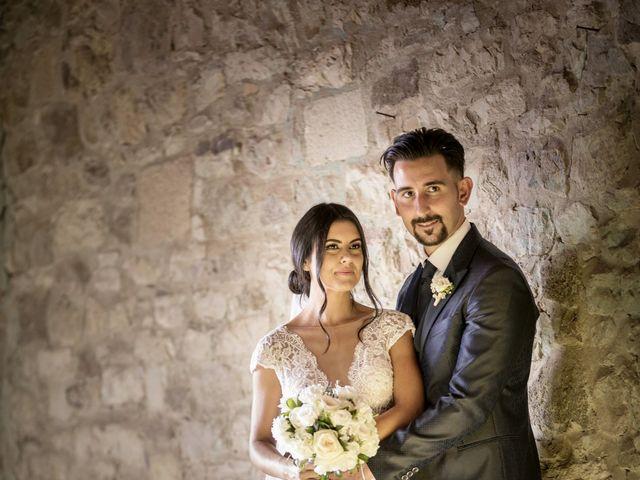 Il matrimonio di Alessio e Beatrice a Montespertoli, Firenze 44