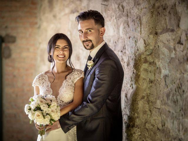 Il matrimonio di Alessio e Beatrice a Montespertoli, Firenze 48