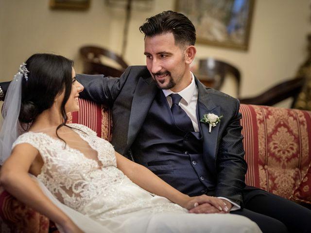 Il matrimonio di Alessio e Beatrice a Montespertoli, Firenze 49