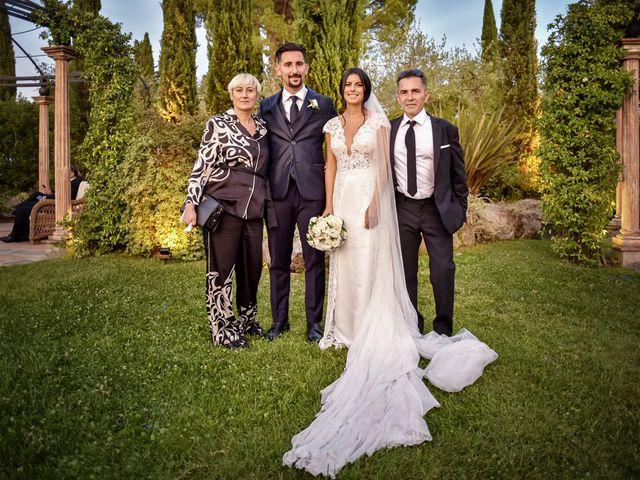 Il matrimonio di Alessio e Beatrice a Montespertoli, Firenze 53