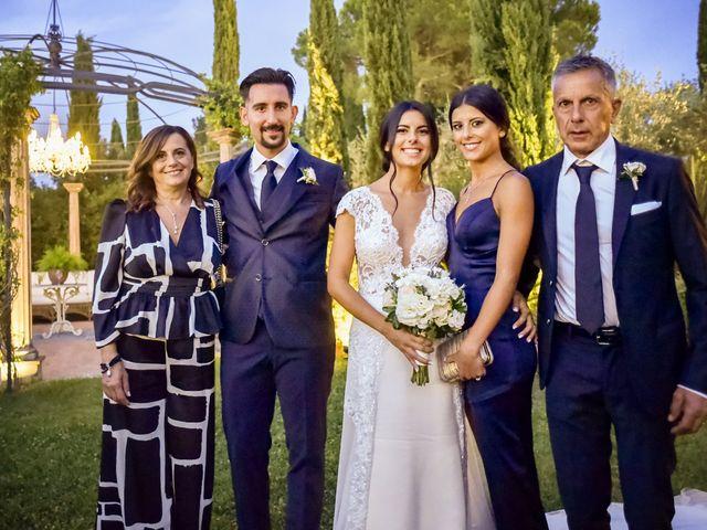 Il matrimonio di Alessio e Beatrice a Montespertoli, Firenze 55