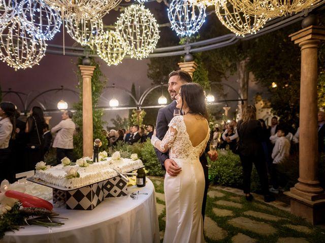 Il matrimonio di Alessio e Beatrice a Montespertoli, Firenze 65