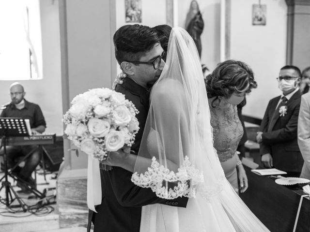Il matrimonio di Emanuele e Martina a Teramo, Teramo 42